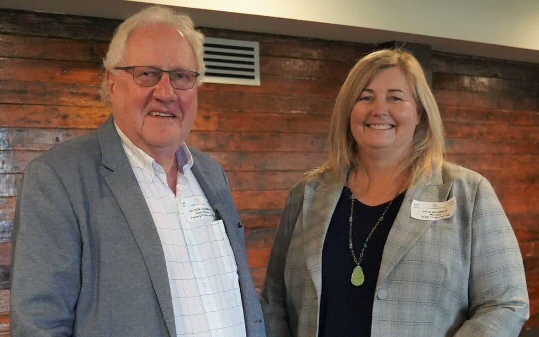 Eyre Peninsula grower Peta Willmott appointed to GPSA Board